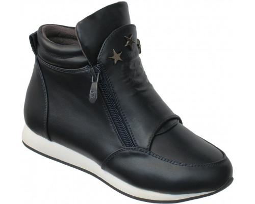 Ботинки «Pafi» синие