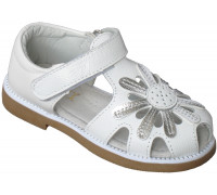 Сандалии «Pafi» белые
