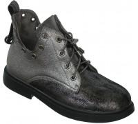 Ботинки «Паладин» серебро