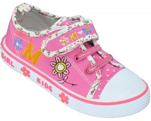 Кеды детские « AngelStar» розовые