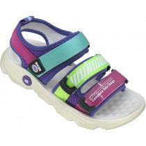 Сандалии детские для девочек «Paliament» с фиолетовым