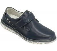 Туфли «Принц» темно-синие