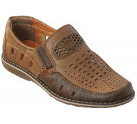 Туфли для мальчиков «R.Rocco», коричневые