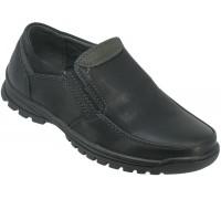 Туфли для мальчиков «Ruiming» черные