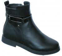 Ботинки «Царевич» черные