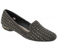 Туфли женские «Sirleenna» серые