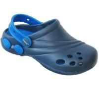 Сандали пляжные детские «Совенок» темно-синие