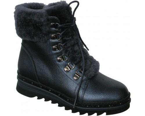Ботинки «Совенок» синие