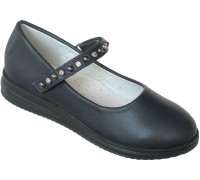 Туфли «Совенок» синие