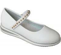 Туфли «Совенок» белые