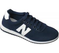 Кроссовки детские подростковые «Sport» синие