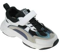 Кроссовки детские облегченные «Sport» черные