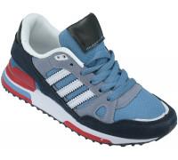 Кроссовки подростковые «Sport» голубые