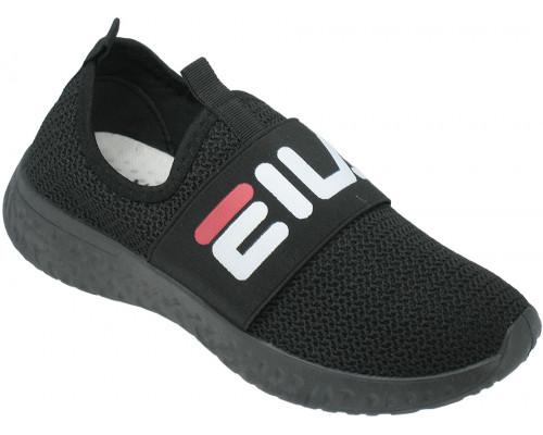 Кроссовки подростковые «Sport» черные