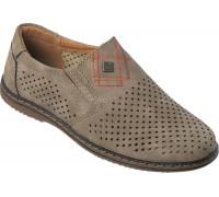 Туфли «Tepai» светло-коричневые