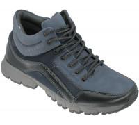 Ботинки демисезонные, подростковые «Torro» синие