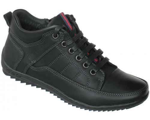Ботинки «Tuoluo» черные