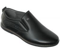 Туфли «Загадка» черные