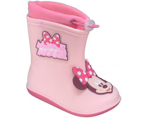 Сапоги резиновые детские для девочек «Ana.R» розовые