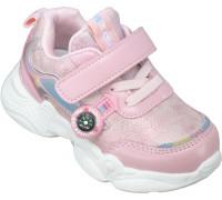 Кроссовки детские «B&G» розовые