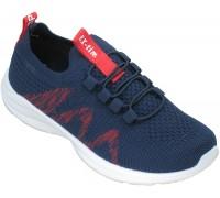 Кроссовки подростковые «EX-tim» синие