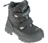 Ботинки зимние детские «EX-tim» серые