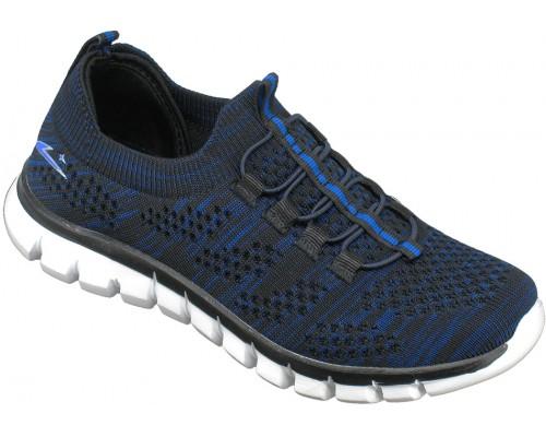 Кроссовки подростковые для мальчиков «EX-tim» синие