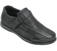 Туфли школьные для мальчиков «Kadike» черные