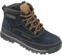 Ботинки зимние, детские для мальчиков «Lipude» синие