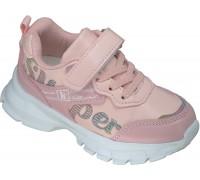 Кроссовки детские, облегченные «M-star» розовые