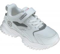 Кроссовки детские, облегченные «M-star» белые
