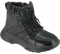 Ботинки демисезонные детские «Paliament» черные