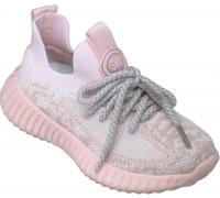 Кроссовки Изи, детские «Paliament» розовые