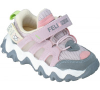 Кроссовки детские, облегченные «Paliament» розовые