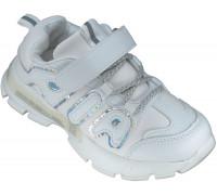 Кроссовки для девочек «Paliament» белые