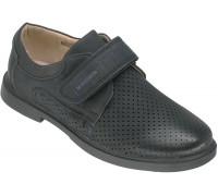 Туфли школьные «Paliament» черные