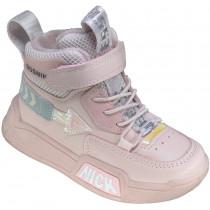 Ботинки демисезонные детские «Paliament» розовые