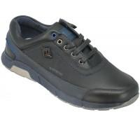 Туфли школьные для мальчиков «Песня» черные