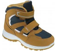 Ботинки зимние детские «Seekf» коричневые