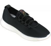 Кроссовки подростковые «Сосна» чёрные